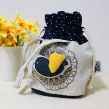 wholesale drawstring purse
