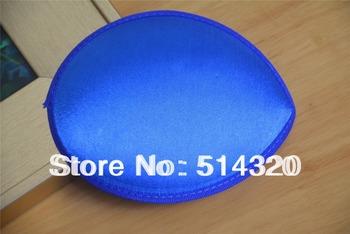 B045 Pink Satin EVA TearDrop Millinery Hat Fascinator and Headpieces Base DIY Craft  Wholesale