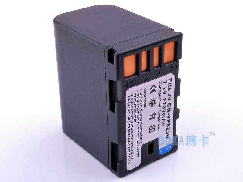 Aliexpress.com: Compre Boka 2200 mAh bateria para JVC GZ MG135 GZ ...