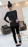 5pcs Women dress , round collar, fitness  hip ,  sweater 13color for choose