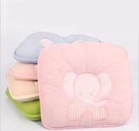 Newborn shaping pillow towel velvet pillow