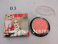 Free Shipping 8PC/LOT Newest Brand Make up Powder Blush Nice mc blush powder