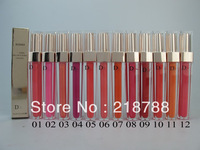 Free Shipping By DHL 60pcs/lot Brand D D Kisses Brillant Lipgloss 10G Make up LIP GLOSS