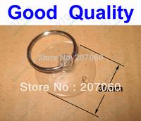 3.0CM Suction cup + Key Ring Softgums  Haptor Cupula Cucurbitula Opening Prying tools for Phone Repair 1000Sets(2000pcs)