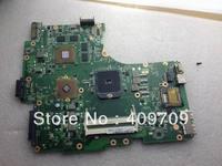 hot sale amd 780g chipset ddr3 8gb n53ta laptop motherboard for asus  100%test