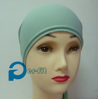 underscarf chemo bonnet inner hijab cap headwrap solid back tie with heads  available 30pcs/lot free ship