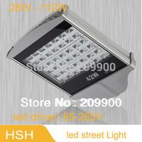 Led Street 42W high power Led street light for highway Bridgelux LED Free Shipping