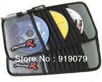 wholesale HOT sale CD VCD DVD Storage Carry Bag/Case/Wallet/Holder shipment DHL