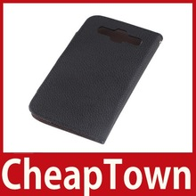 [CheapTown] Universal Flip PU Leather Protective Sleeve Case Cover for 4.3″ 4.7″ Smartphone Save up to 50%