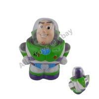 Toy Story Buzz Lightyear  PVC coin bank piggy bank 12 cm toy figure