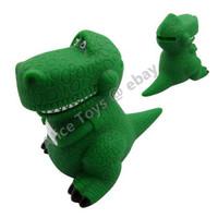 Toy Story  REX Dinosaur  PVC coin bank piggy bank 12 cm toy figure