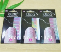 LOT of 12sets 2012 new french nail stickers 3d effect 12 designs minx nail patch free shipping