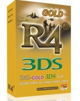 Gold EU Version flash card for 3ds/ll/xl ndsi/dsl