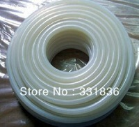 1*4mm Food Grade Medical Use Grade FDA Silicone Rubber Flexible Tube / Hose / Pipe