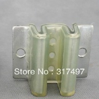 elevator spare parts hollow guide shoe without steel bottom