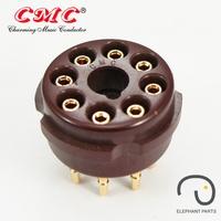 Original cmc bakelite bakelized 8 brown seat tube