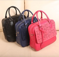 2013 women's summer handbag cutout women's bags handbag cross-body fashion vintage shoulder bag