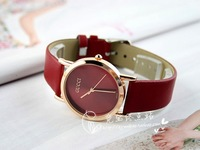 2013 new classic fashion women's calibration male watch female fashion table Women strap quartz watch  free shipping