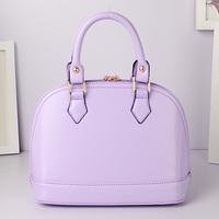 Women handbags fashion candy color shell bags shaping bag Small bridal handbag bridesmaid package women's handbags promotion