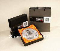 Free shipping Hunan Anhua Baishaxi Compressed Health Dark tea Qian Liang Tea Cake The world's king of tea BSX010