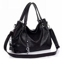 New  2014 FASHION autumn AND WINTER  vintage fashion all-match fashion one shoulder handbag women's brief bag big bag