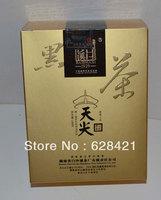 Free shipping(1pcs/lot) Hunan Anhua Baishaxi Health Organic Dark tea Tianjian LooseTea n/w 200g BSX015
