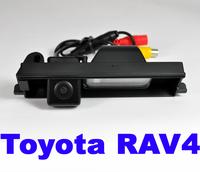 parking assist CCD Car Reverse Camera for RAV4 RAV 4 Rearview camera Toyota HD  night vision waterproof  + Free Shipping 604
