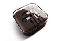 Free shipping xiaomi XIAOMI Piston in ear metal Earphone Headphone with Remote & Mic For XIAOMI MI2 MI2S MI2A Mi1S M1 Phones