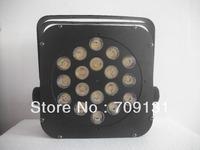 Free Shipping 8units packing 10W18pcs quad-color led flat panel light