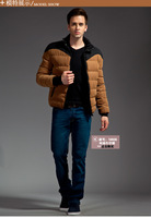 2013 , The winter duck down jackets , Warm jacket men ,Man parka,Men's down jacket, Brand down coat, Free shipping!
