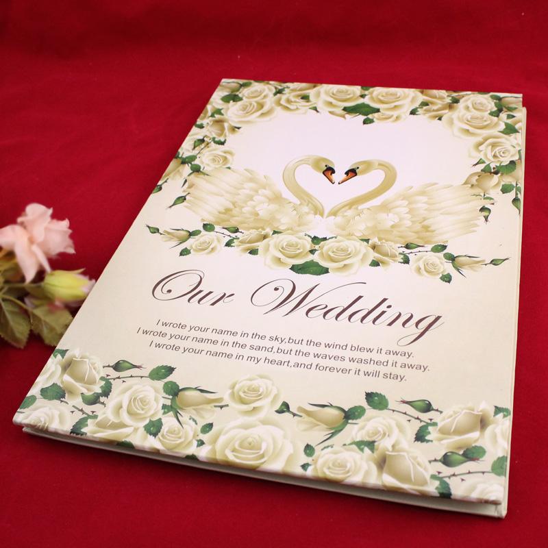 Виктория посещаемости книга свадьба Гость подпись