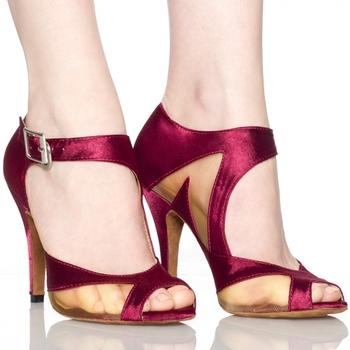 zapatos de baile latino adultos mujeres zapatos baile de salon zapatos de baile zapatos de danza púrpura