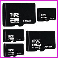 Free shipping 64GB 32GB 16GB 8GB 4GB 2GB TF/Micro sd card Memory Cards