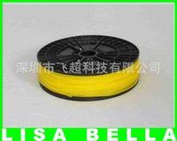 3 d printer supplies ABS yellow 1.75 mm 1 kg F05957