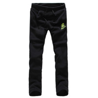 Man slim pants!2013 Men's sweatpants Male Sports Pants Men Casual Pants Plus Size Trousers loose male trousers 5color S-XXL W968