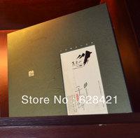 Free shipping Hunan Anhua Gaojiashan Qianliang cake tea,wild dark tea,health and sliming tea gift box n/w 700g GJS021
