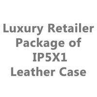 Luxury retailer package for iPhone 5 5S case IP5X1 only
