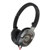 Mh438 headset computer earphones folding portable hifi music monitor's earphones