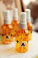 Free shipping  New Lovely San-X Rilakkuma Bear Perfume Bottle