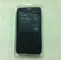 Black TPU PC Protector Window Stand Case Cover for Samsung Galaxy Note 3 III N9000 N9002 N9005 N9006 N9008 N9009