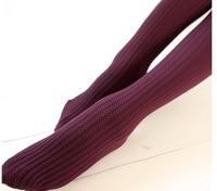 Free Shipping Winter New Twisted pantyhose Velvet Slim Ladies' Warming legging stockings(Black+Blue+Red+Gray)131110#9