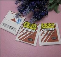 2014 Japanese style brown rice tea bag sushi brown rice tea 2g 100 bag weight loss tea