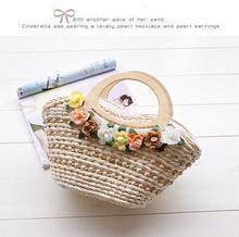 popular hand woven bag