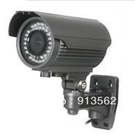Free Shipping:SONY 1/3 CCD 700TVL Effio-E 42 IR Led Day Night Outdoor CCTV Camera 4-9mm Zoom SONY HAD w/OSD