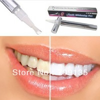 Free shipping 60pcs/lot Teeth whitening pen,2.5ml 35% dental care carbamide peroxide