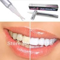 Free shipping 60pcs/lot Teeth whitening pen,2.5ml 35% dental care carbamide peroxide