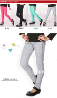freeshipping 2013 girls lace Leggings 4colors 4-15yearsold  girls autum clothing girls fashion leggings