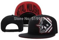 One Piece Snapback hats most popular mens & women baseball caps 6 styles hip-hop cap Free Shipping