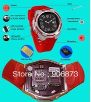 1.5 Inch TFT Touch Screen Watch Mobile Phone Support Wireless Data Transfer