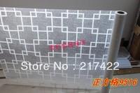 0.45x10M Thicken Square Grid Glass Sticker